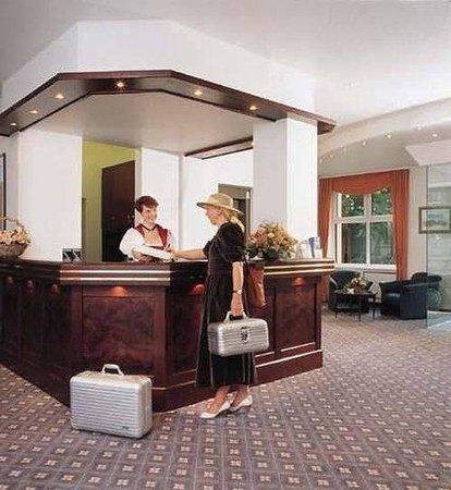 Hotel Allegro : Interior