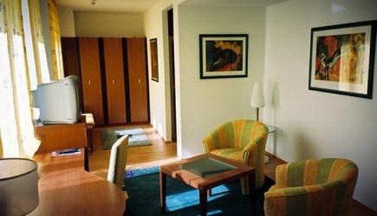 Hotel An der Philharmonie : Guest Room