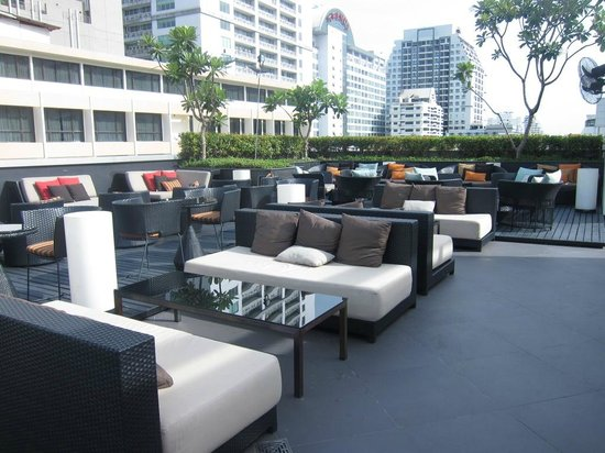 Four Points By Sheraton Bangkok, Sukhumvit 15: Roof top