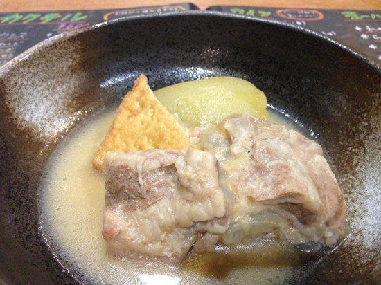 Pension Hala: 黒豚のとろとろ煮