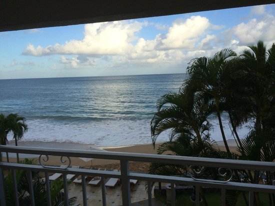 Sandals Regency La Toc Golf Resort and Spa: Room with a view