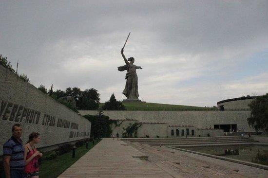Monuments de la colline Mamaïev : Родина мать