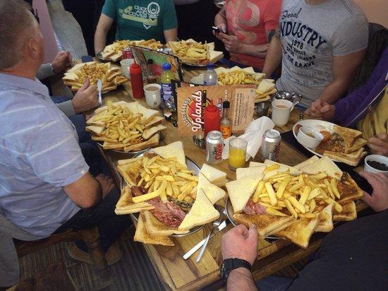 Image result for uplands diner swansea