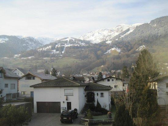 Parkhotel Wangs: alpes