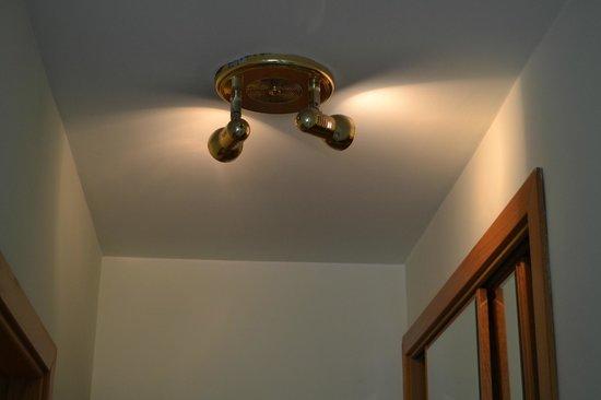 Dunas Mirador Maspalomas: lamp in the room