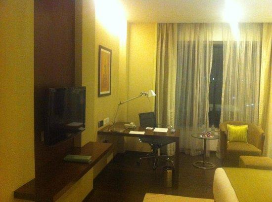 Holiday Inn Pune Hinjewadi: room view