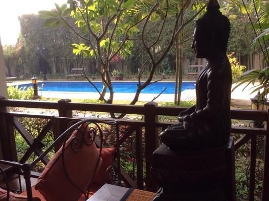 La Palmeraie d'Angkor: un havre de paix