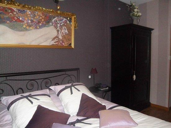 L'Interfaces Chambres d'Hotes : Romantisme...