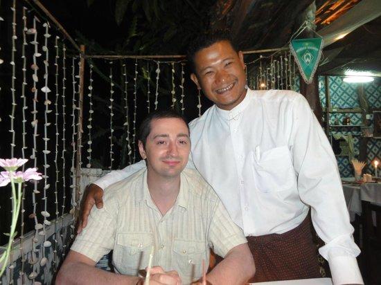 Treasure : Сын и улыбчивый хозяин ресторана