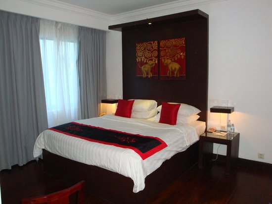 Memoire d' Angkor Boutique Hotel : nice room