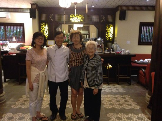 Little Hoian Boutique Hotel & Spa : Enjoyed ourselves greatly. Great hotel!