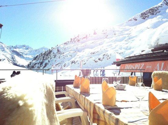Arlberg Hospiz Hotel: Hospiz Alm