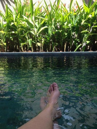 ASA Bali Luxury Villas: pool