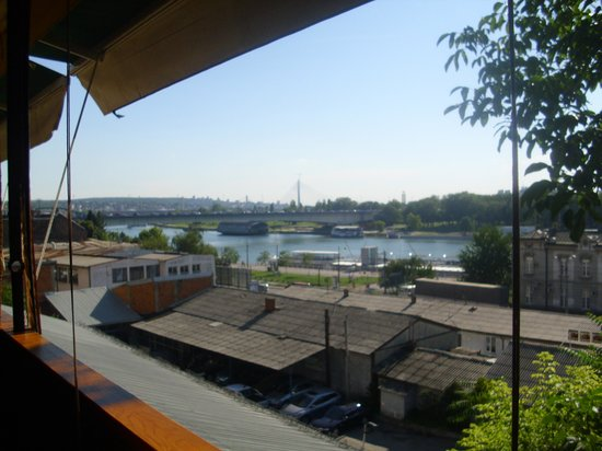 Stepenice: View from the terrace 2