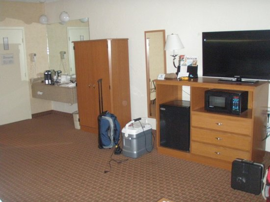 Days Inn Bangor Airport: Room