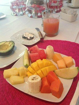 Shambala Petit Hotel: breakfast