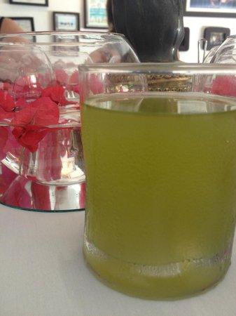 Shambala Petit Hotel: juice