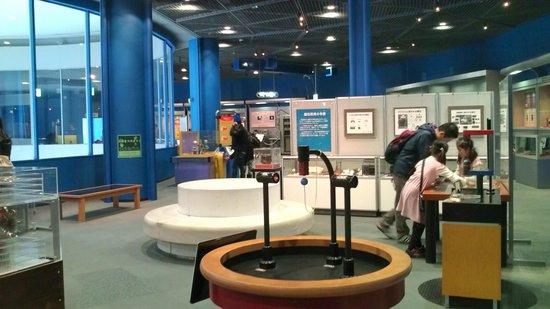 Osaka Science Museum: 館内の展示