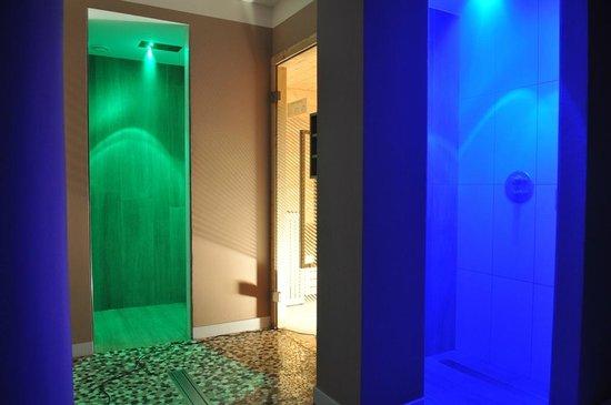 Hotel Cristallo: WELLNESS