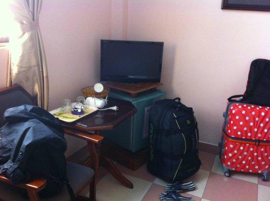 Hoa My Hotel: chambre