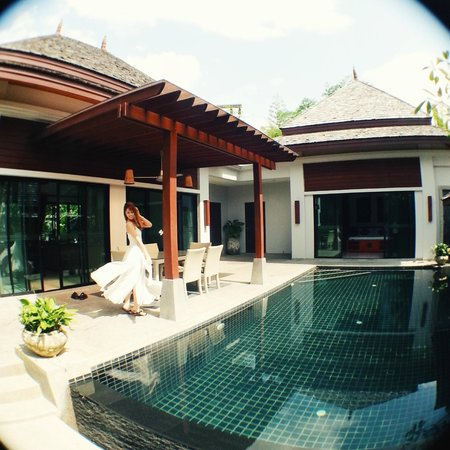 The Bell Pool Villa Resort Phuket: Honeymoon Private Pool Villa one bedroom