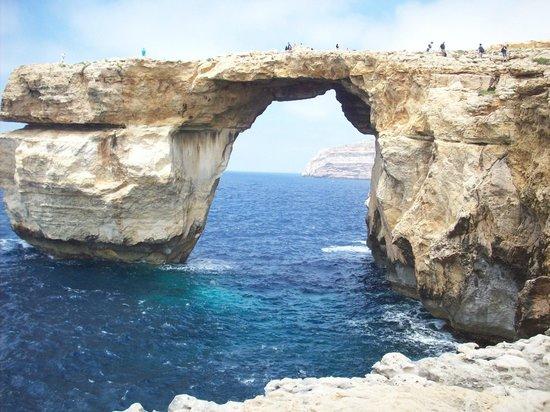 La finestra azzurra foto di malta europa tripadvisor - Finestra sul mare malta ...