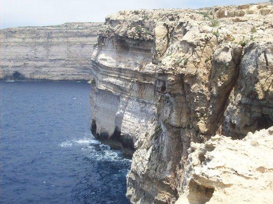 Costoni di roccia foto di malta europa tripadvisor - Finestra sul mare malta ...