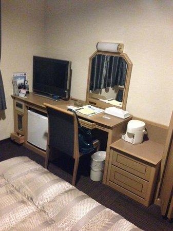 Hotel Route Inn Gotanda: 1