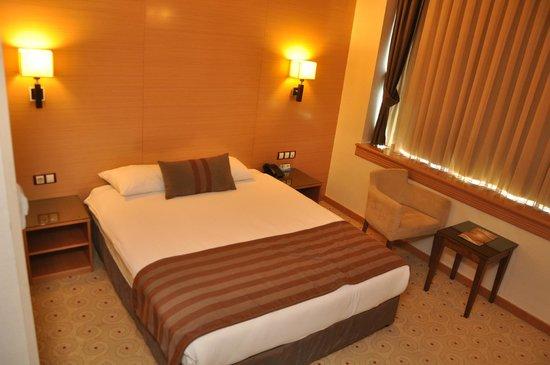 Gaziantep Plaza Hotel : Standard Room