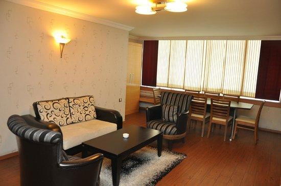 Gaziantep Plaza Hotel : King Suite