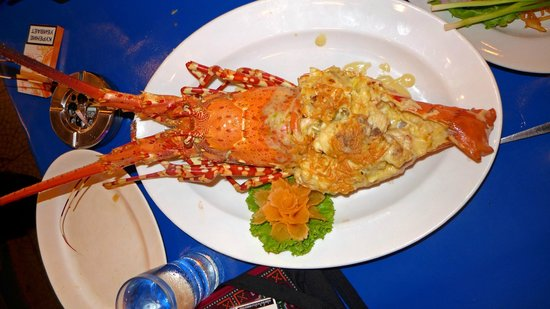 Nang Nual Pattaya Restaurant: Тут хватит на 2-3 человек.