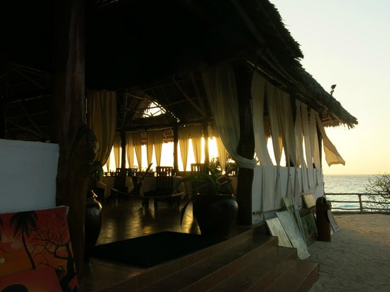 Sunset Beach Resort Zanzibar : Ristorante