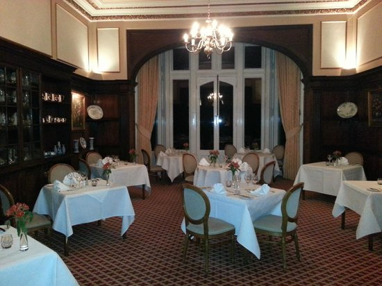 Tillmouth Park Country House Hotel: Restaurant