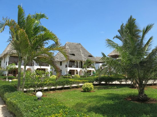 Sunset Beach Resort Zanzibar : Il resort
