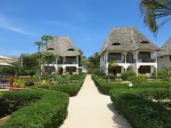 Sunset Beach Resort Zanzibar : Camere