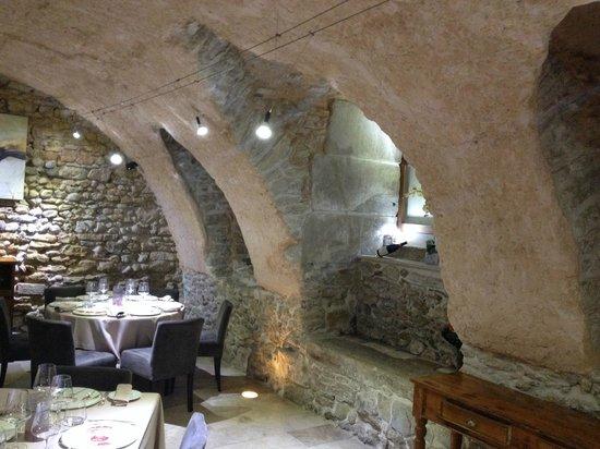 Les Remparts : nice decoration...