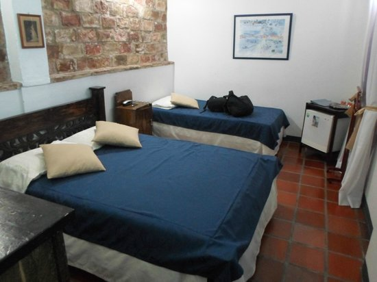Hotel Casa de las Palmas : Habitación / Hotel Room