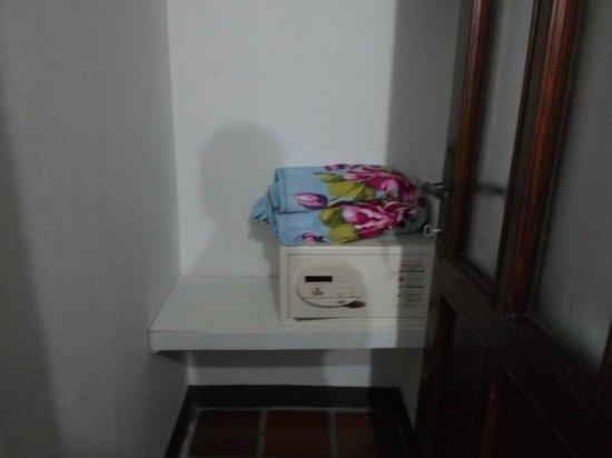 Hotel Casa de las Palmas : Caja fuerte / Safe-deposit Box