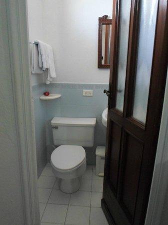 Hotel Casa de las Palmas : Baño