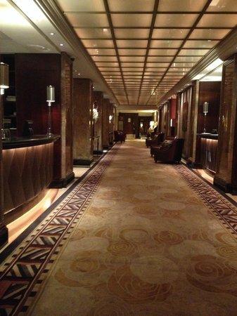 The Westbury Mayfair: Hotel Reception