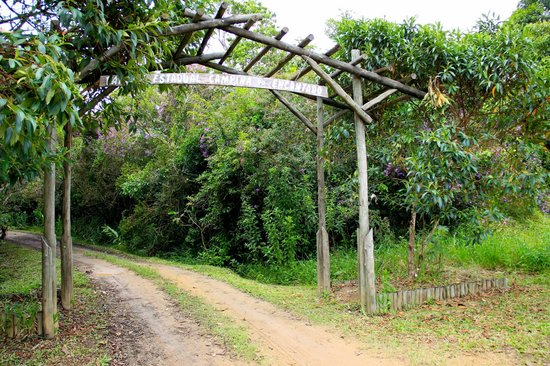 Pariquera-Acu, SP: Portal do Parque