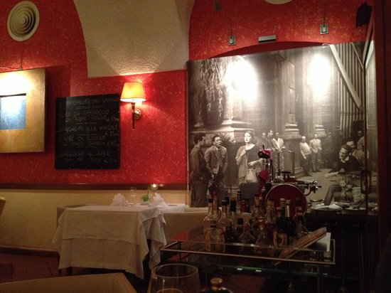 Trattoria Martinelli (Ristorante): Nice place, exquisite cuisine, friendly service