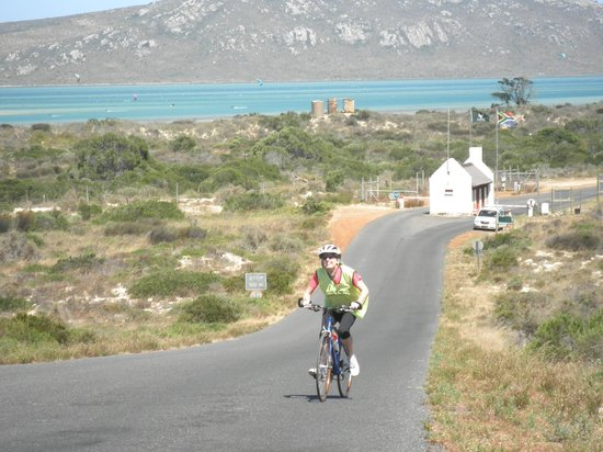 Cycle the Cape - Day Tour: Cycling through the West Coast National Park