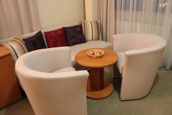 Hotel Medium: comfortable room