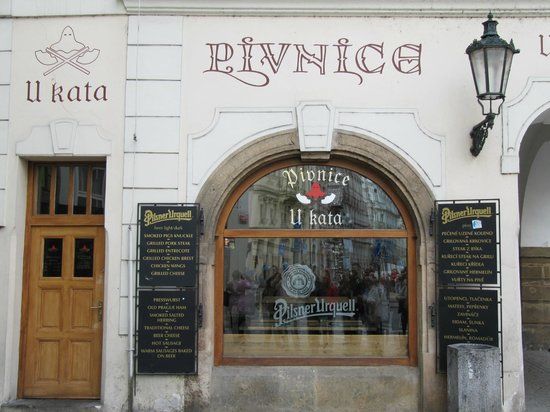 Photo of Bar Pivnice U Kata at U Radnice 12/6, Prague 110 00, Czech Republic