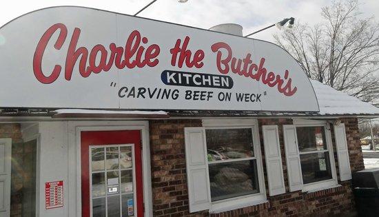 Charlie the Butcher's Kitchen: Charlie the Butcher