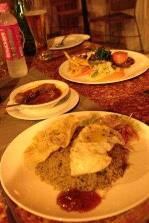 History Restaurant: Biryani + Steak