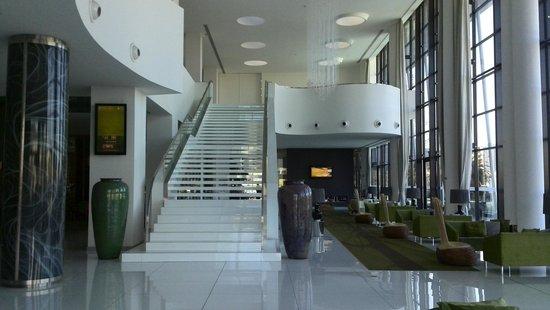 Melia Braga Hotel & Spa: Entrada do hotel