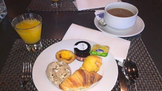 Melia Braga Hotel & Spa: Pequeno almoço