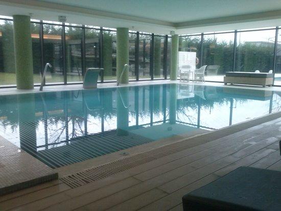 Melia Braga Hotel & Spa: Piscina interior